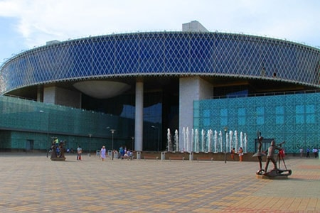 Дворец школьников г. Астана